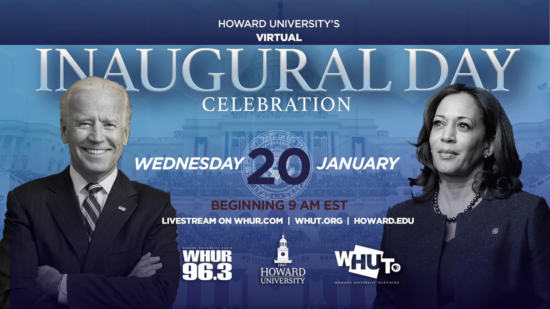 HU Inaugural Day Celebration