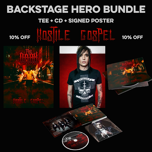BACKSTAGE HERO BUNDLE