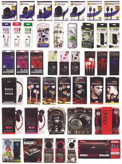 Headphones Planogram 36W x 55H