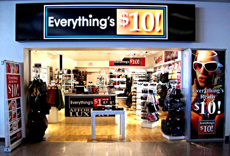 $10 Boutique - McCarran Int'l Air