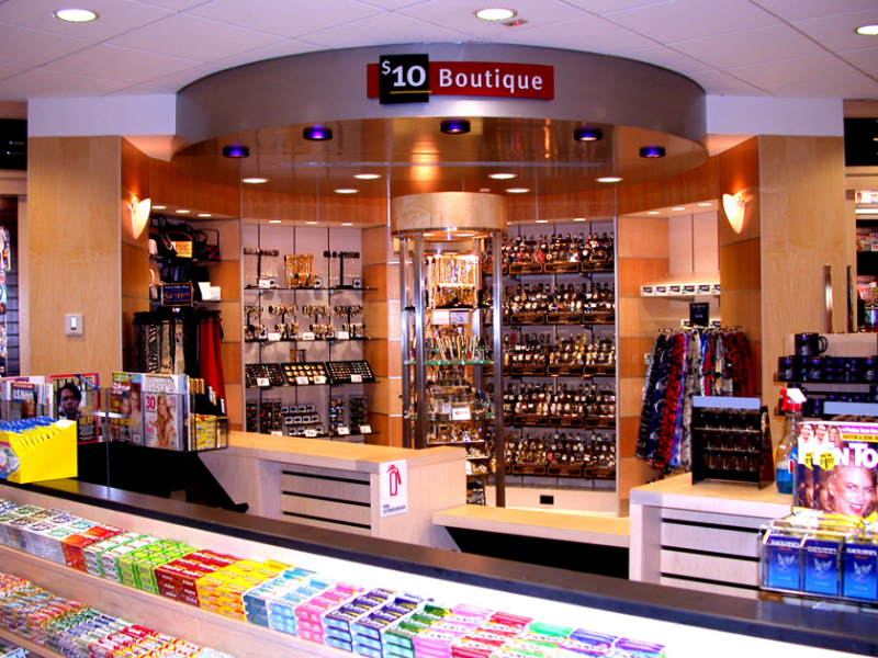 $10 Boutique - Store in Store