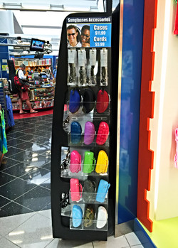 Sunglasses Accessories Display