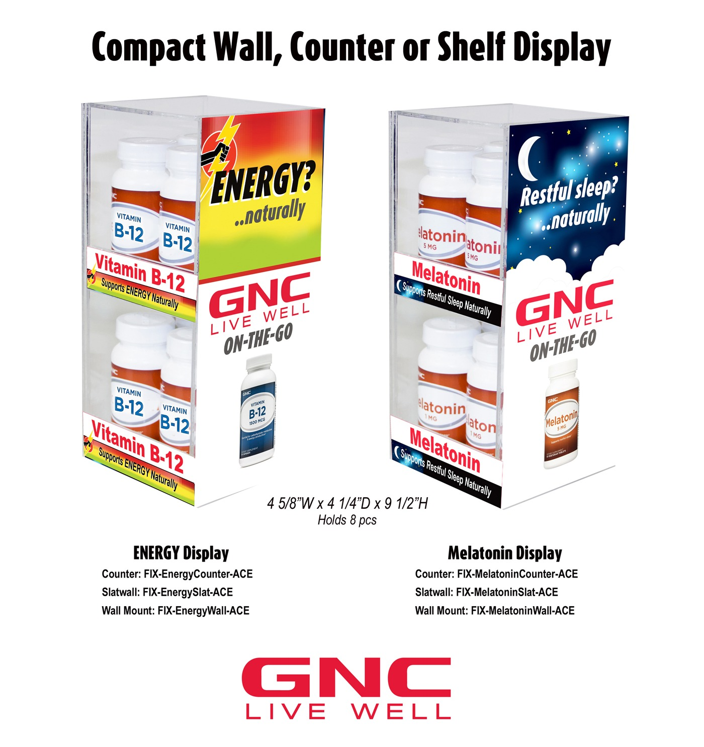 GNC Compacy Wall-Counter-Shelf Display_e