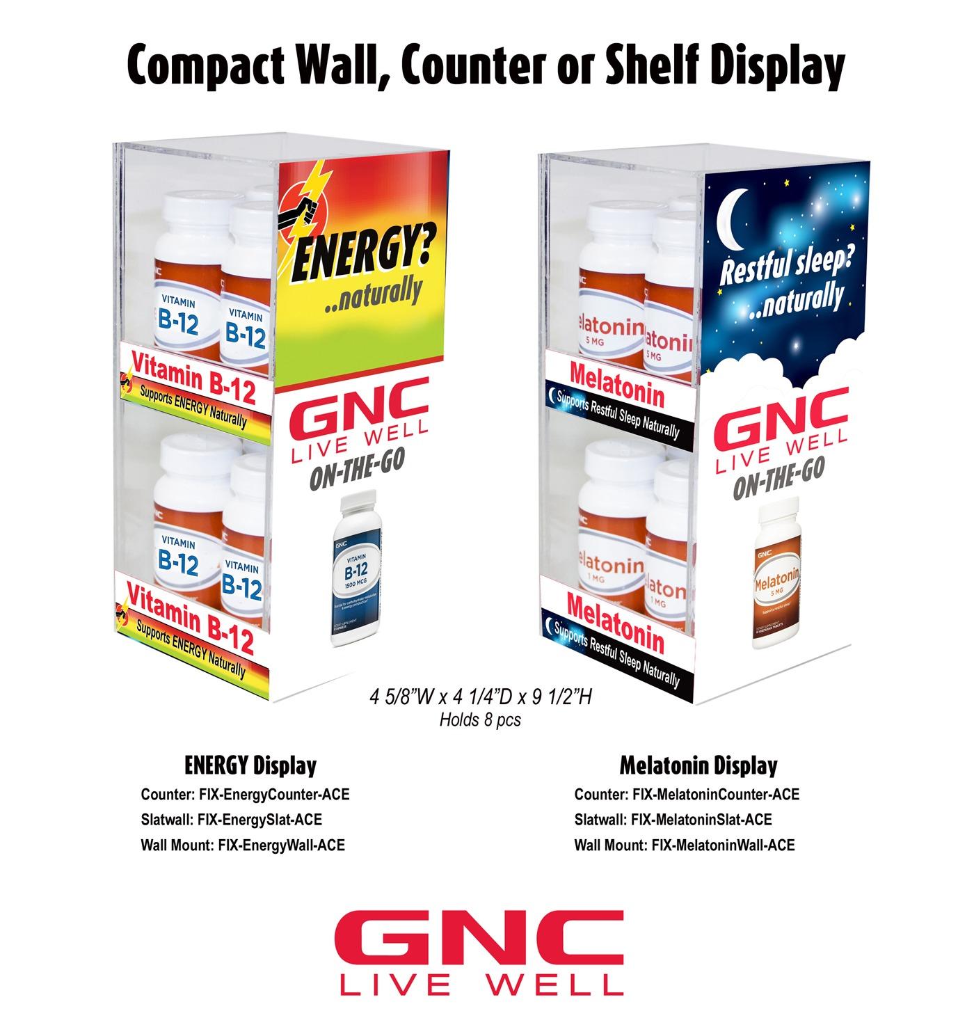 GNC Compacy Wall-Counter-Shelf Display_e