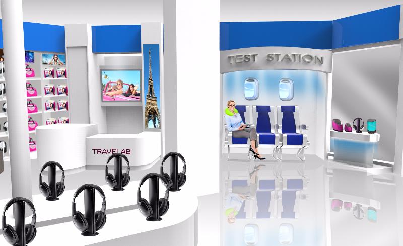 Travelab Trop - Test Station