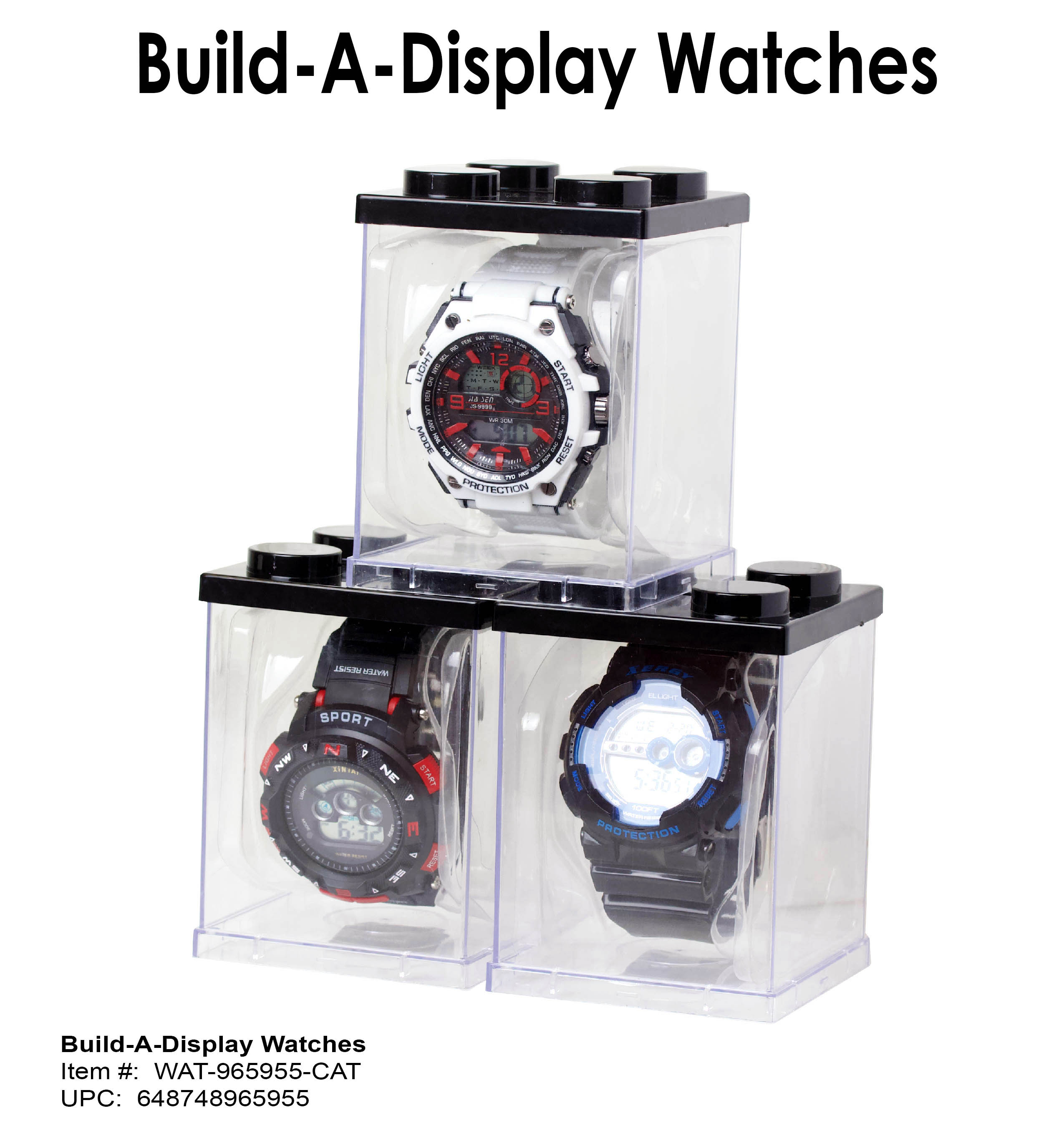 1-BuildadisplayWatches