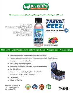 Dr Cliff's Travel EEEZ