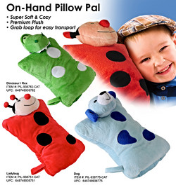 On Hand Pillow Pals
