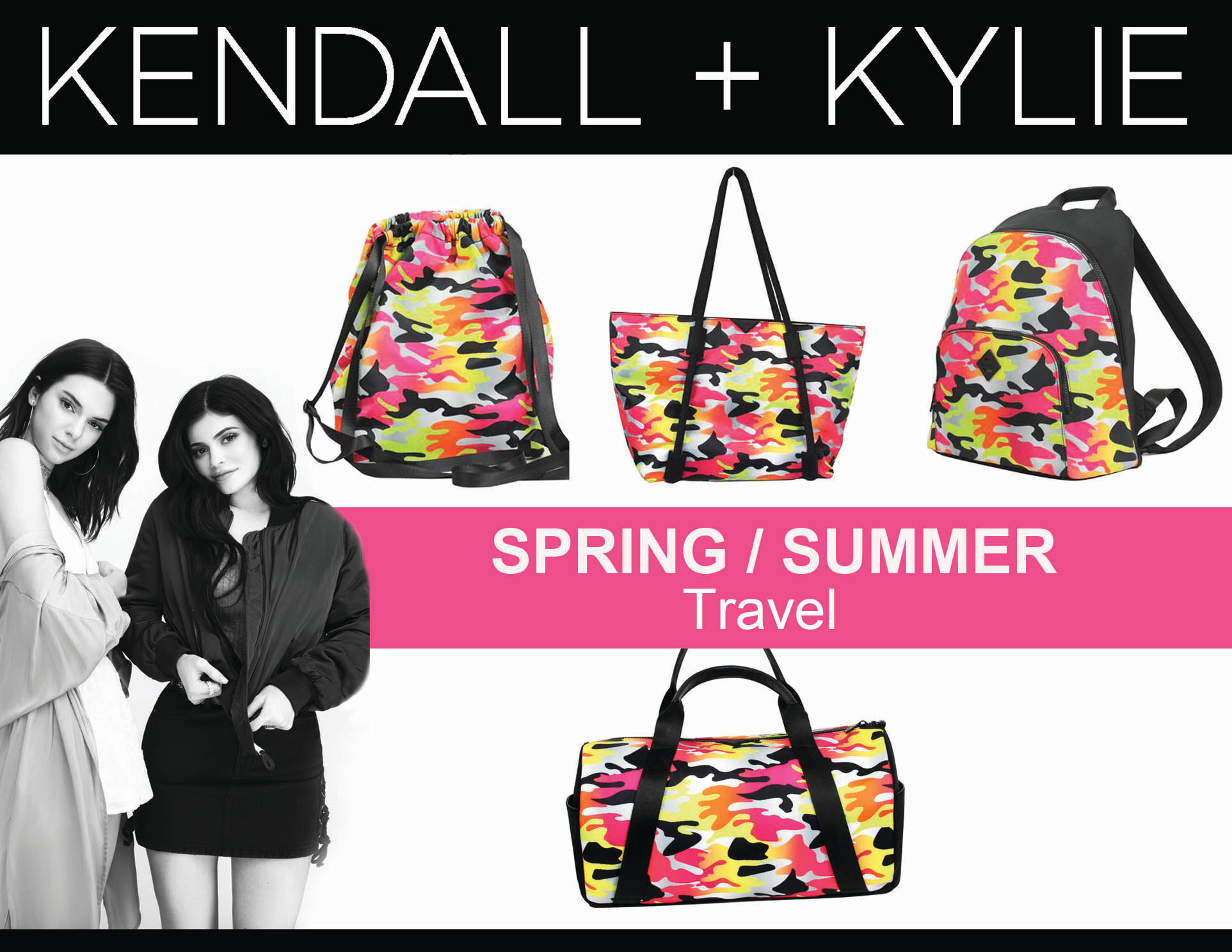 KENDALL + KYLIE Bags - Spring-Summer Tra