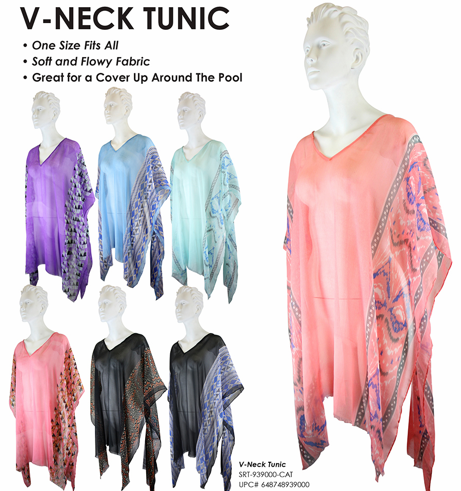 SRT-939000 - V-Neck Tunic_edited