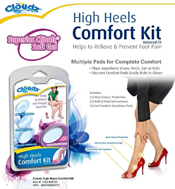 High Heels Comfort Kit
