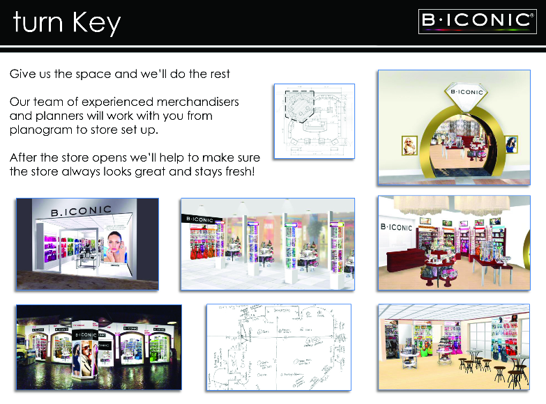 B ICONIC - Turn Key
