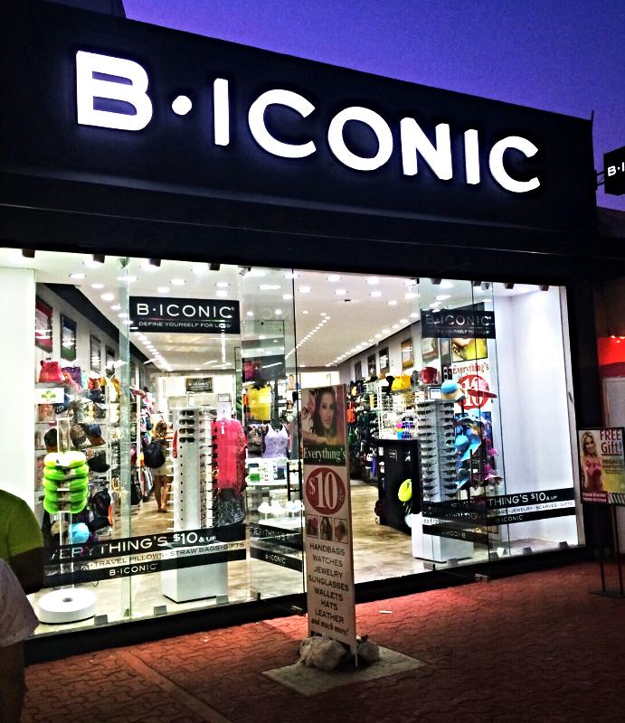B ICONIC-8