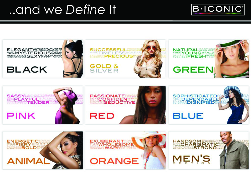 B ICONIC - And We Define It