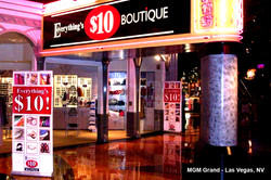 $10 Boutique MGM Grand