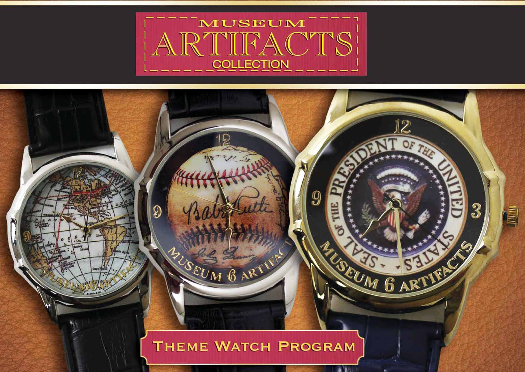 SNI - Museum Artifacts Collection - Watches-1