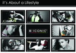 B ICONIC - It's About A Lifestyle
