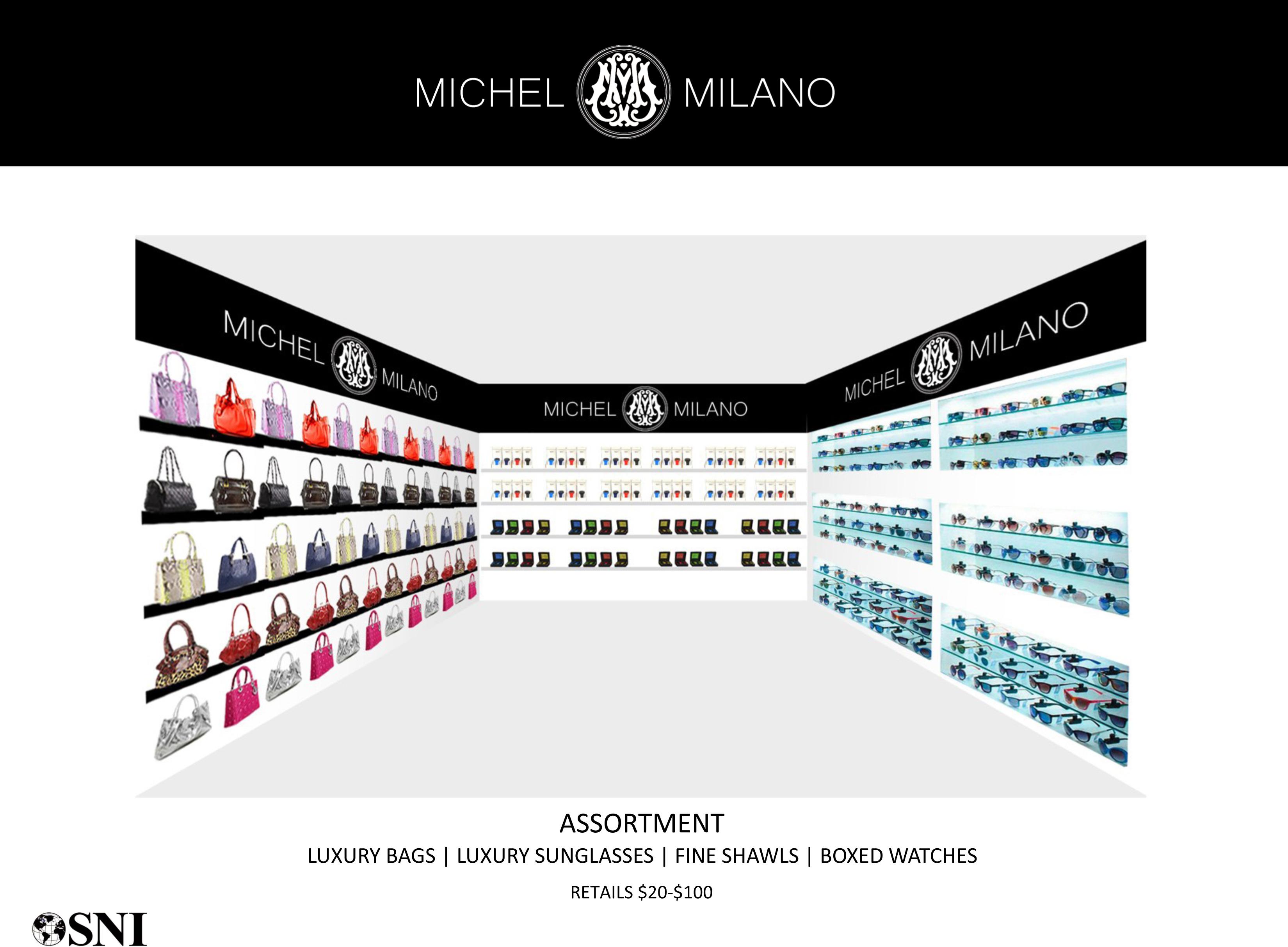 MICHEL MILANO - SNI Concept Store