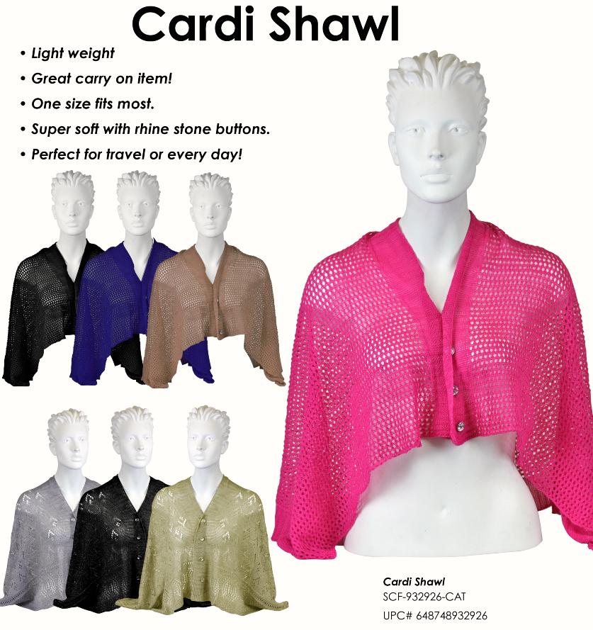 SCF-932926 - Cardi Shaw