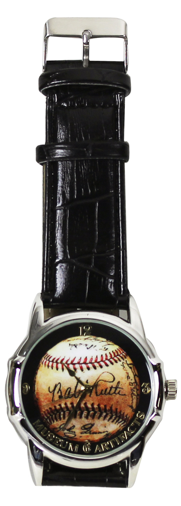 Babe Ruth Watch with Strap - web