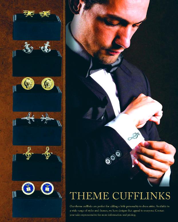 Theme Cufflinks