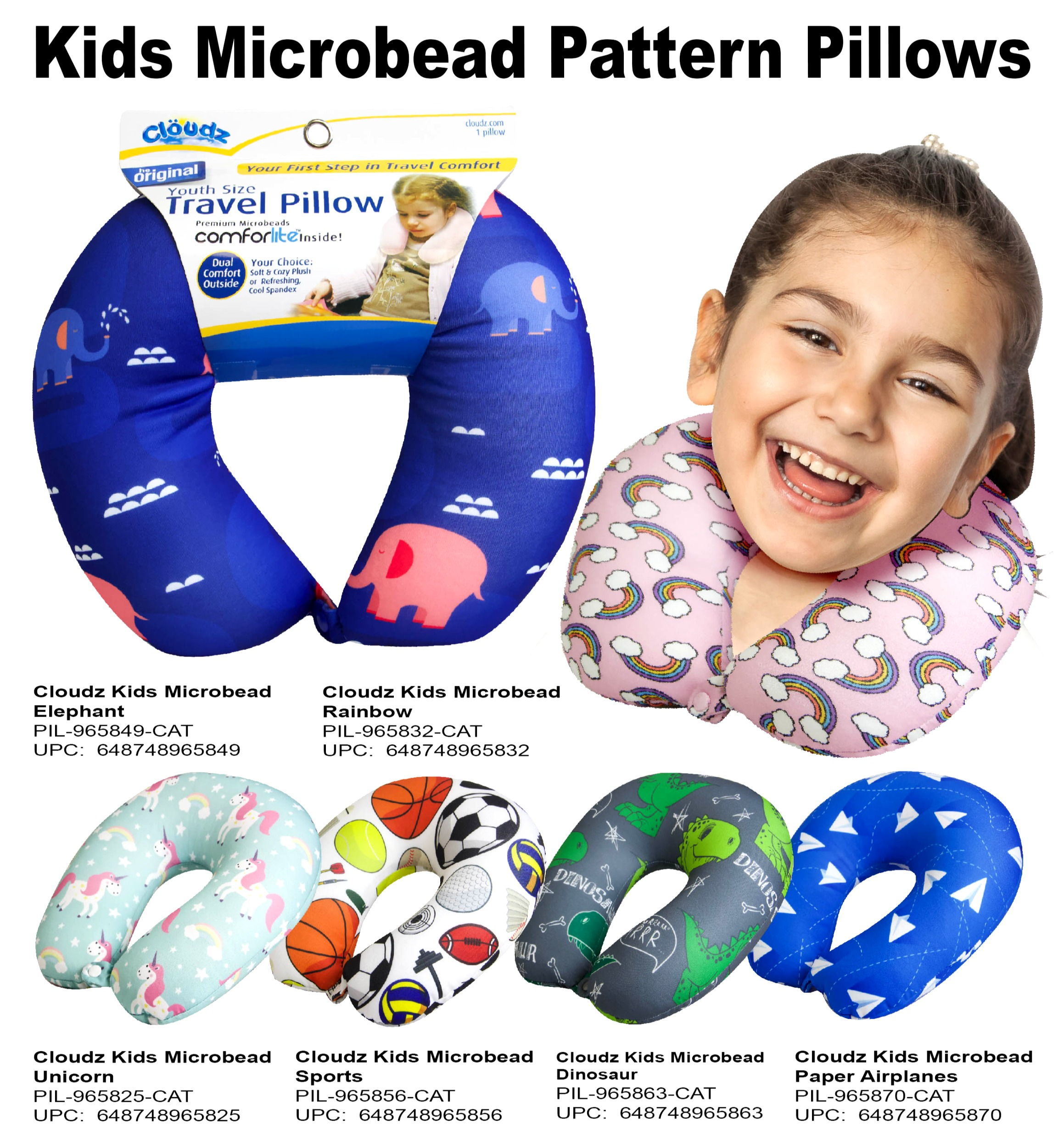 SNI Today - Cloudz Kids Microbead Patter