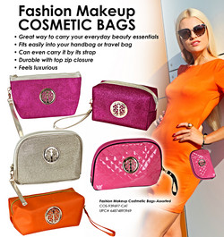 Fashion Makeup Cosmetic Bags