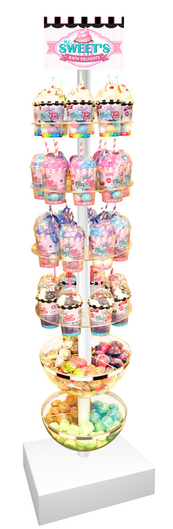 Shakes & Scoops Tower