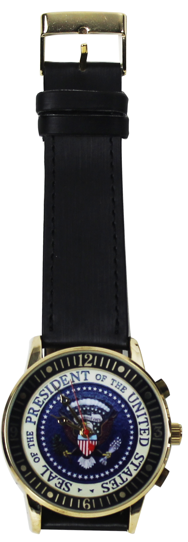 Presidential Seal Watch with Strap