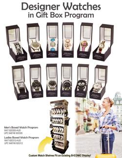 Hudson Designer Watches In Gift Box Program-8-11-16-az