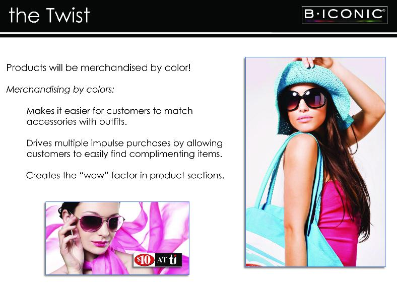 B ICONIC - The Twist