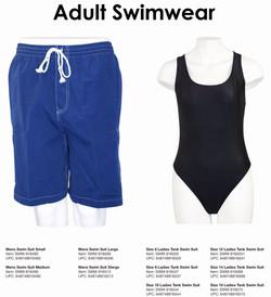 SWM- Swimwear