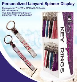 Lanyard Spinner