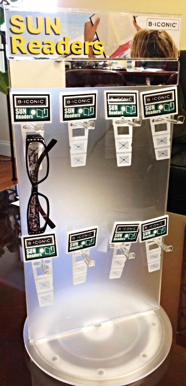 Sun Readers & Readers on Hangers Counter Spinner