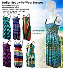 Ready-To-Wear Fashion Dresses