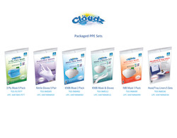 Cloudz PPE Packaged Sets-Temp Package