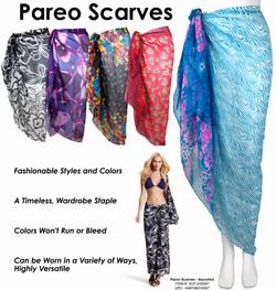 SCF-018347 - Pareo Scarves