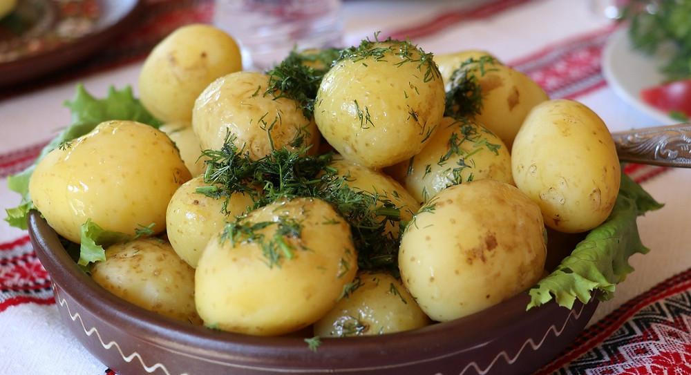 pomme de terre recette
