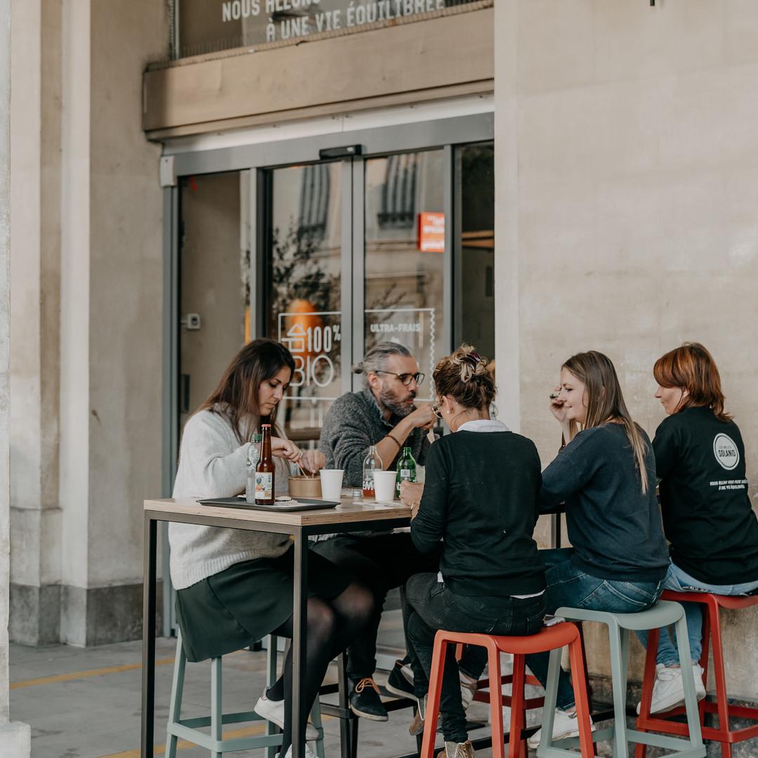 Restaurant 100% bio Nîmes