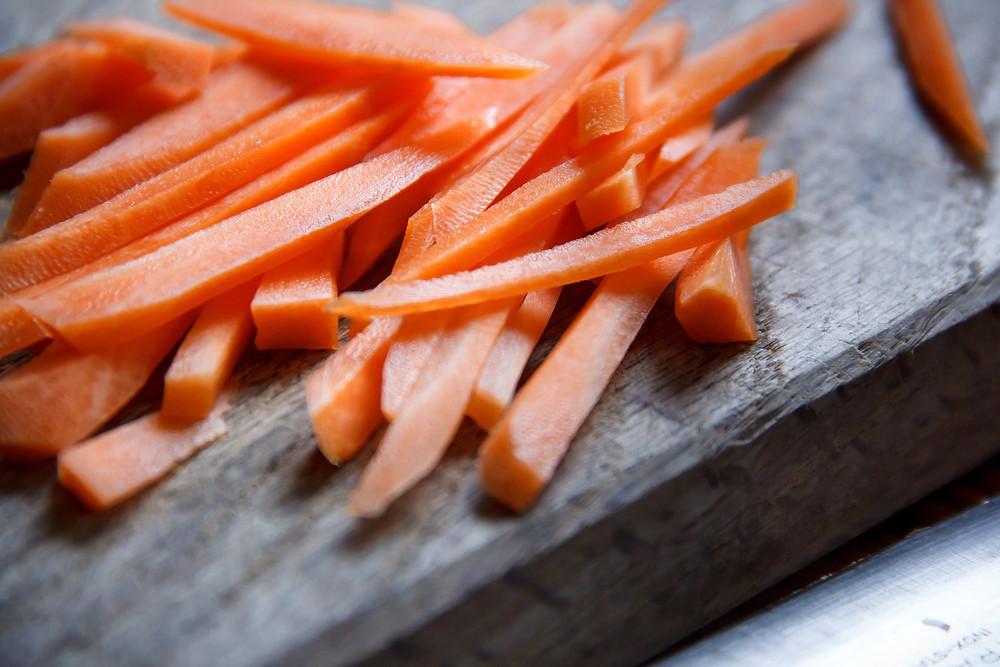 comment cuisiner carottes