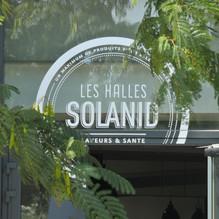 terrasse Les Halles solanid bio & pêche durable