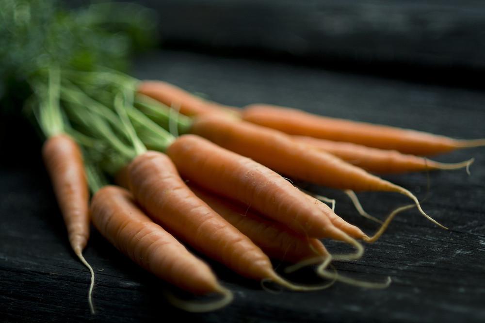 origine carrotes