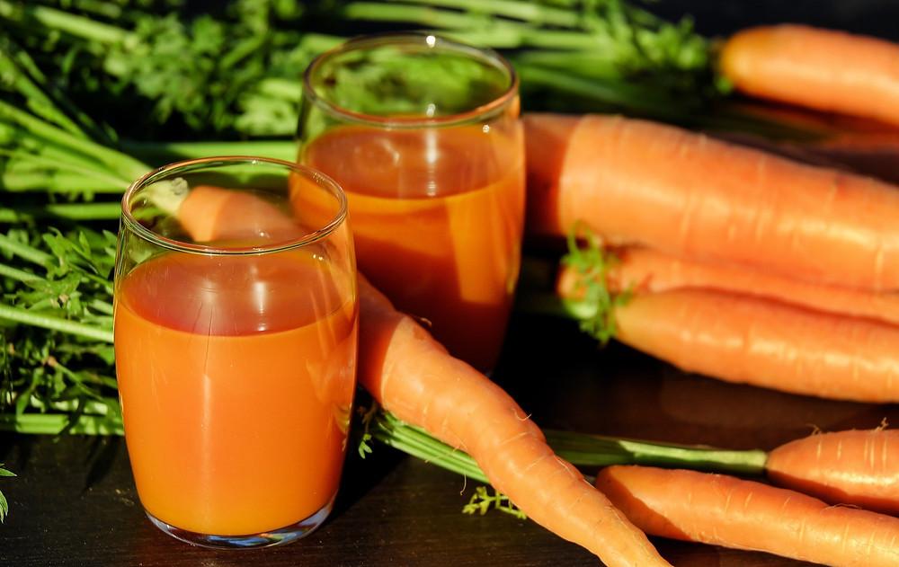manger des carottes