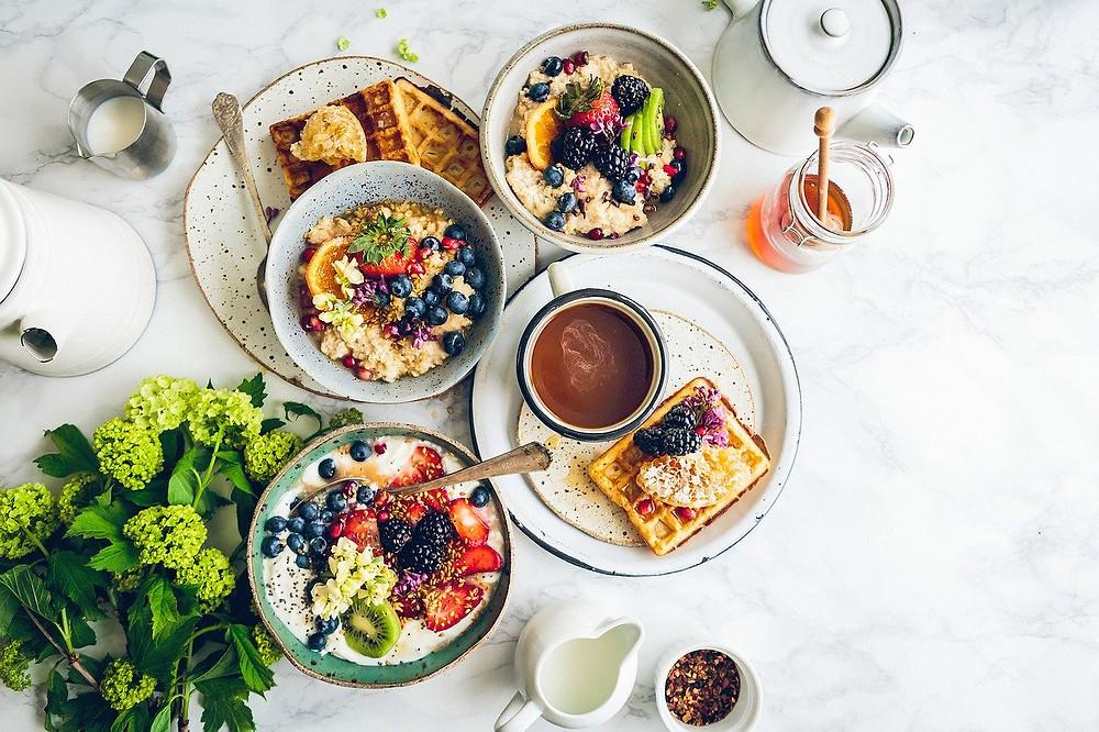 sauter le petit dejeuner