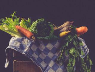 Panais, topinambour, rutabaga, des légumes racines oubliés...