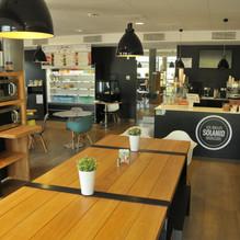 Les Halles Solanid restaurant équilibré