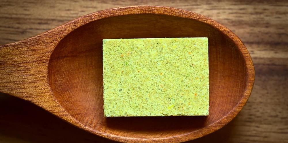 recette bouillon de cube