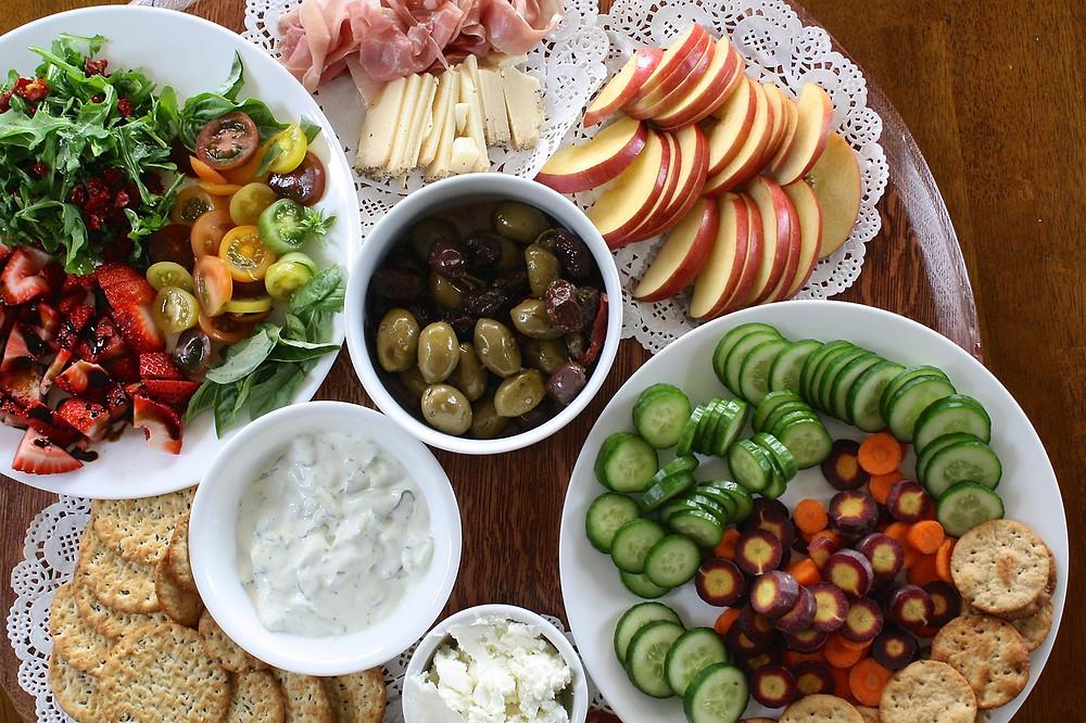 alimentation saine et durable