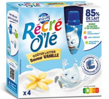 « Récré O'lé » : un aliment ultra-transformé, recommandé par le Nutriscore...