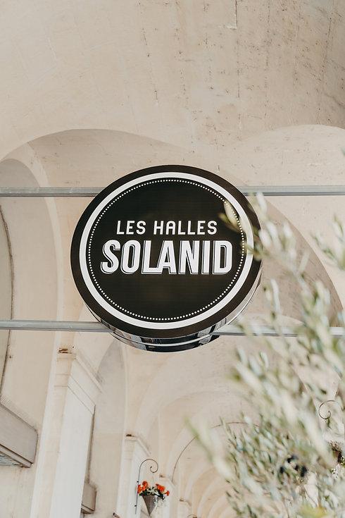 Les Halles Solanid Contact